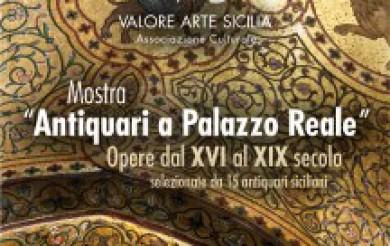 Fino al 28 aprile 2013 Antiquari a Palazzo Reale
