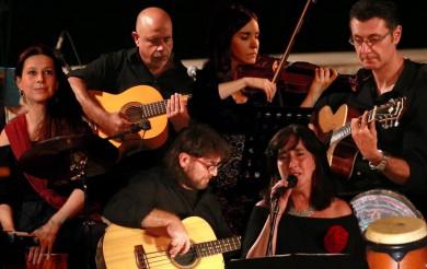 Al Ditirammu in concerto Gli Alefando
