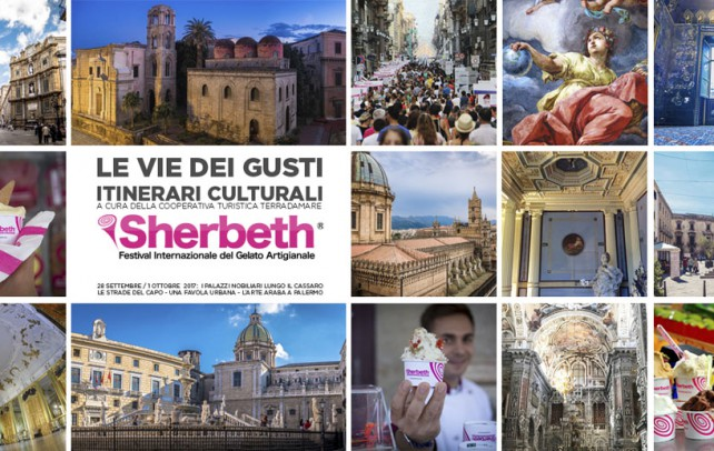(Italiano) Sherbeth Festival 2017. Le vie del Gusto a cura di Terradamare