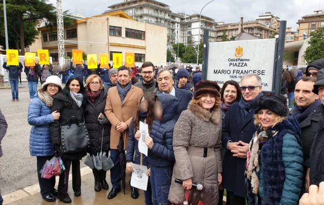 (Italiano) Il Comitato Educativo della VI circoscrizione ricorda Mario Francese