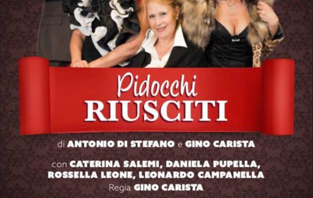 (Italiano) Pidocchi Riusciti in scena al Sant'Eugenio