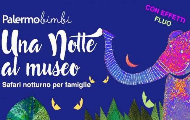 (Italiano) Safari notturno al museo Gemmellaro di Palermo